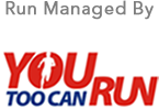 YOU TO RUN Logo